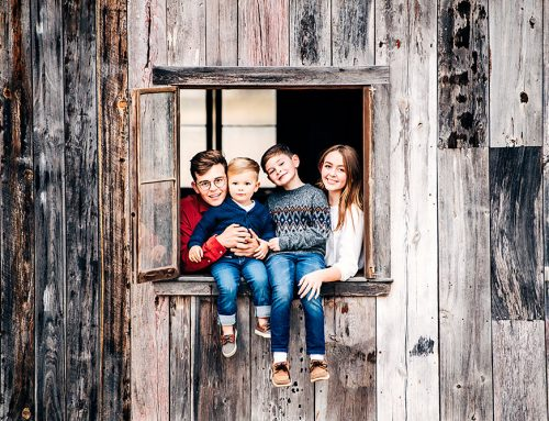 The Higgs Story – Imperfectibles | Boerne Family Photographer