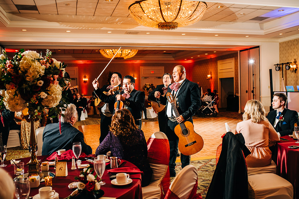 mariachi band performing at wedding in san antonio texas